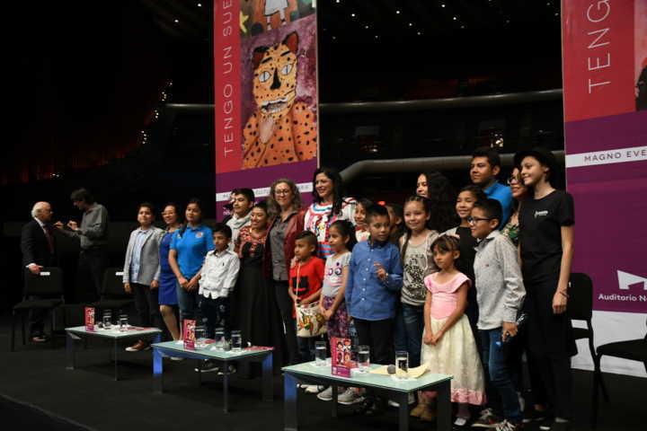 Participarán niños tlaxcaltecas en obra escénica en el Auditorio Nacional