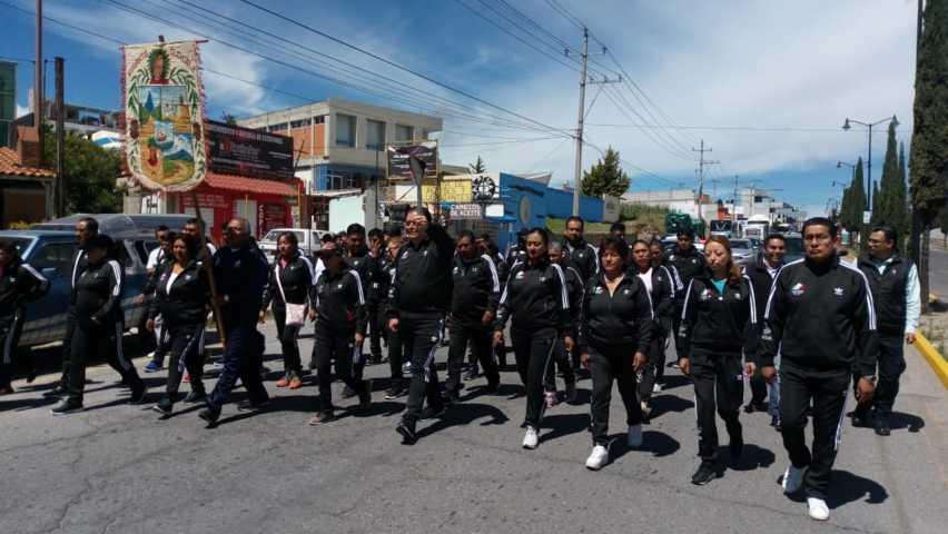 Alcalde exhorta a celebrar estas fiestas patrias con orden y paz social