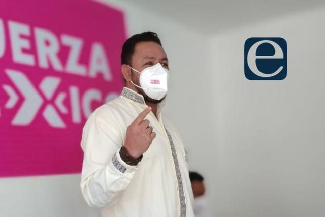Fuerza por México impugnará la resolución del TET, anuncia Luis Vargas