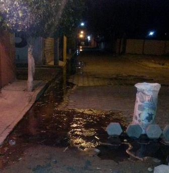Se quejan del inexperto director de agua potable de Zacatelco