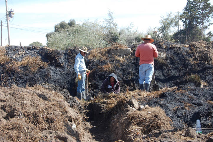 CAPAM da pronta respuesta a la reparación de fugas de la red de agua potable