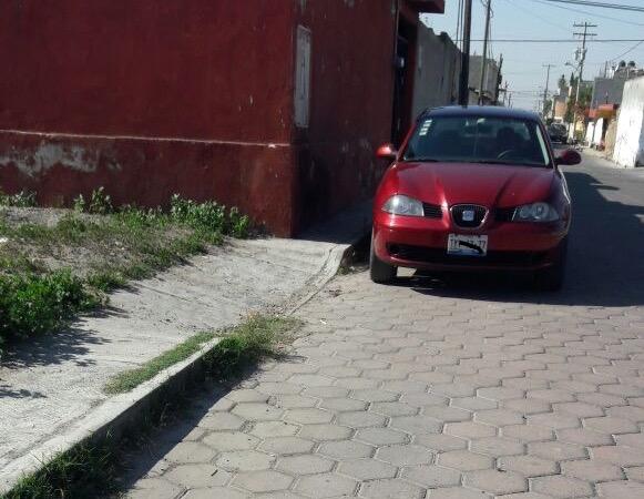 Supuestamente el Alcalde de Zacatelco desvía recursos para su seguridad