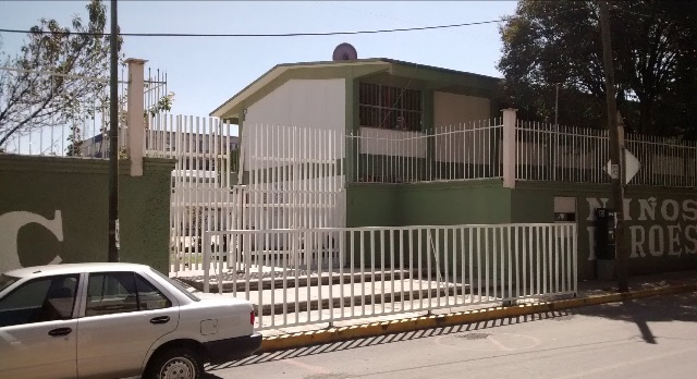 Saquean escuela primaria en Chiautempan