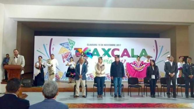 Con más de 1 millón de visitantes; se clausura Feria de Tlaxcala 2017