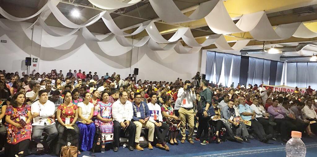 Aprueba PT por unanimidad alianza con AMLO en 2018