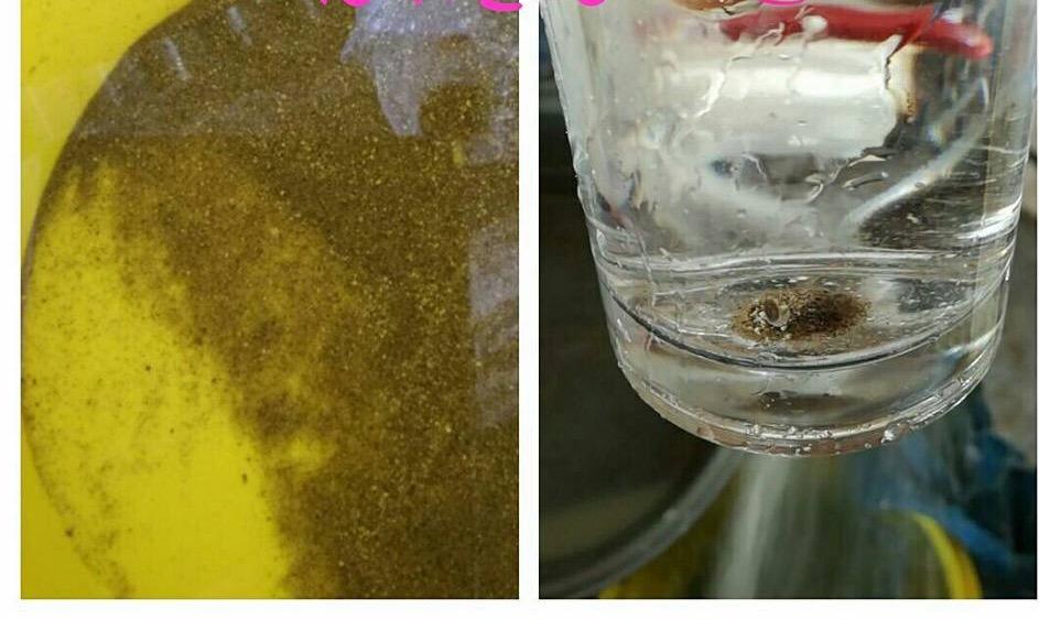 Vecinos se quejan la agua turbia en Zacatelco