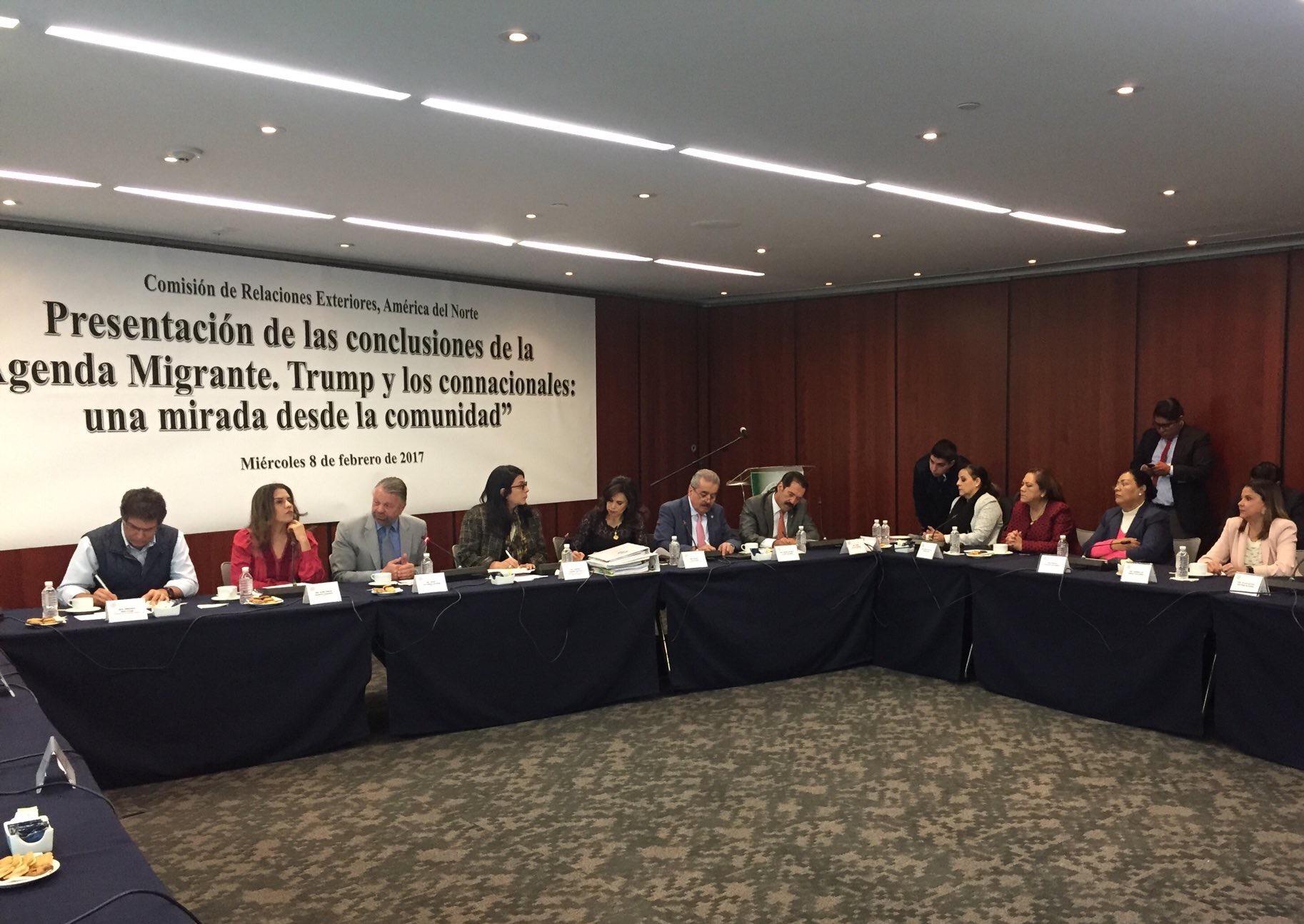 Discute Martha Palafox estrategias de protección para Mexicanos en USA
