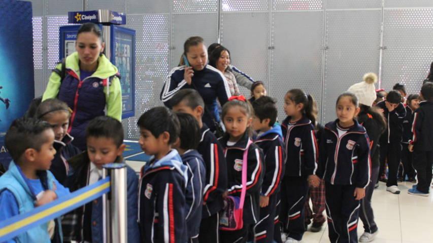Patrocinan Apetatitlán y Cinépolis acceso gratuito a infantes