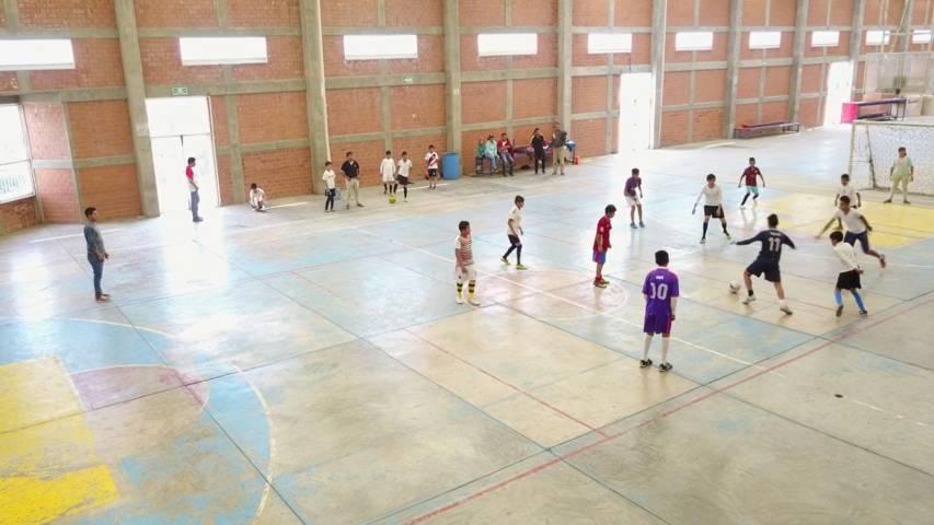 El futbol uniendo municipios