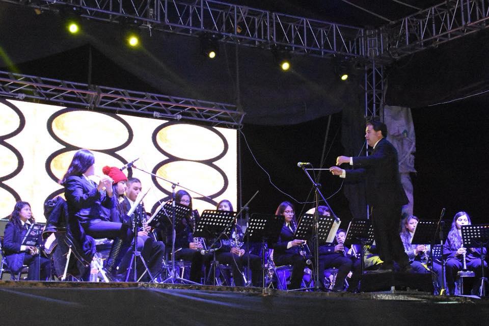 La feria Zacatelco 2018 continua derrochando alegría a los visitantes