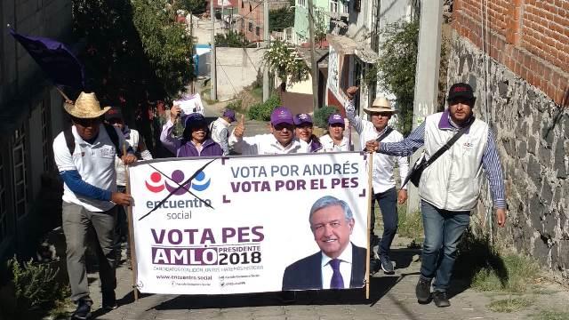Gran recibimiento a José Luis Garrido en Tizatlán