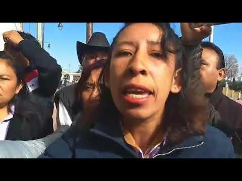 Síndico de Ixtenco Lucia Rojas será suspendida de sus funciones