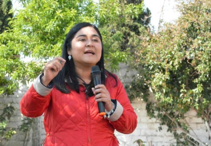 Presentará Anabel Alvarado 300 iniciativas de ley al llegar al Senado de la República
