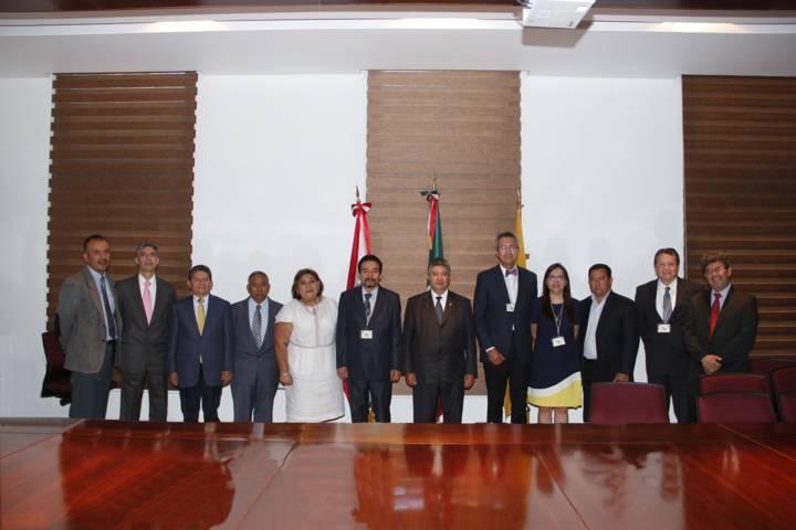 Concluyó visita in situ del CONEVET para la Acreditación de Licenciatura de la UAT
