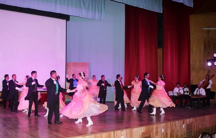 Culminó programa cultural del 41 Aniversario de la UAT