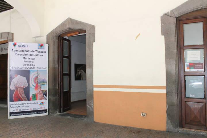 """Albergará galería municipal de la capital exposición """"El Vacío"""""""