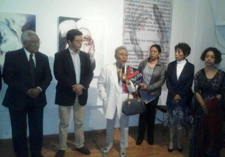 """Inauguran exposición """"Primeras Luces"""" de la escuela de Arte de Tlaxcala"""