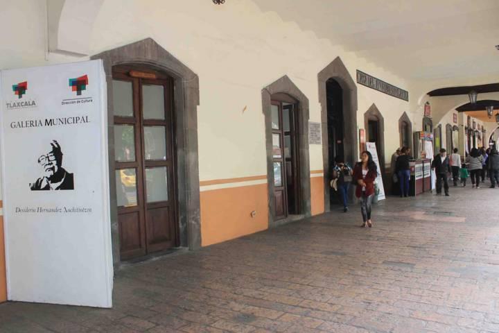 """Presentarán exposición """"Crux"""" en Galería Municipal de Tlaxcala"""