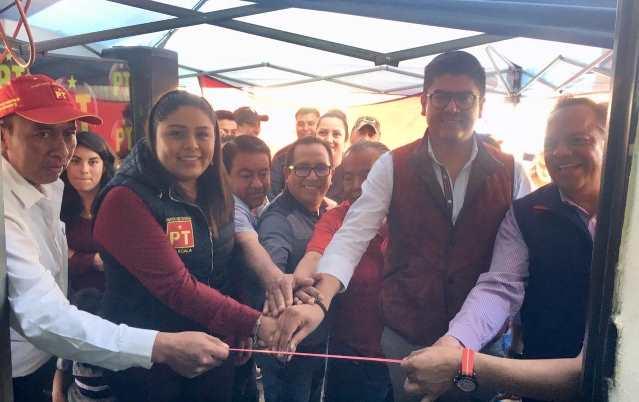 Inauguran oficinas de atención ciudadana en Huamantla y Cuapiaxtla