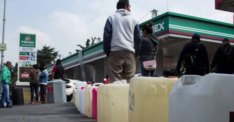 No hay desabasto de combustible en Tlaxcala: Marco Mena