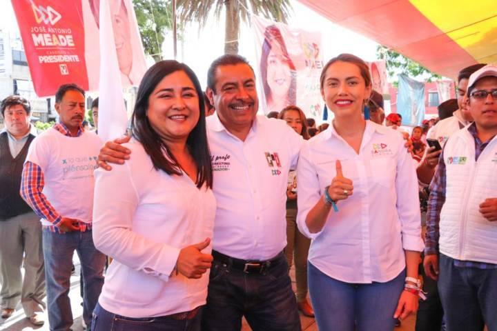 Sandra Corona agradece apoyo ciudadano y afirma que triunfará en el tercer distrito