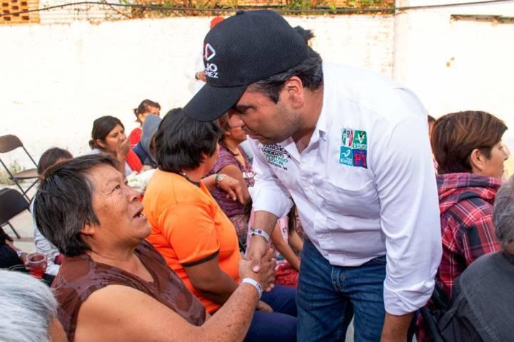 Impulsaré el desarrollo de las mujeres de Tlaxcala: ESR