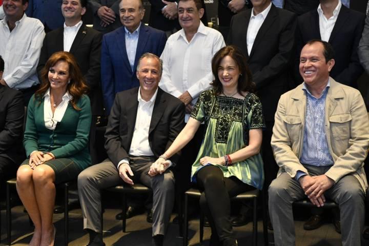 Empresarios de todo el país respaldan proyecto de gobierno de José Antonio Meade