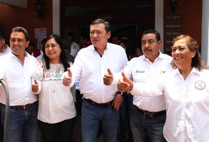 A Tlaxcala le irá bien con los senadores de Todos Por México: Chong