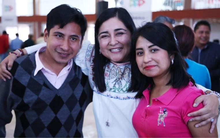 Anabel Alvarado respaldará educación dual en beneficio de jóvenes