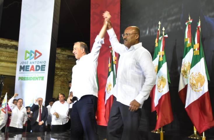 Gana José Antonio Meade el tercer debate y se enfila al triunfo electoral: René Juárez