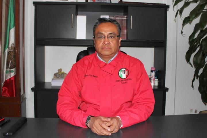 Procederá el PRI ante traición de militantes en Tlaxcala