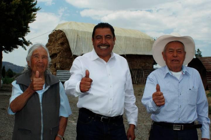 Llevará Florentino Domínguez, iniciativas en apoyo a los adultos mayores