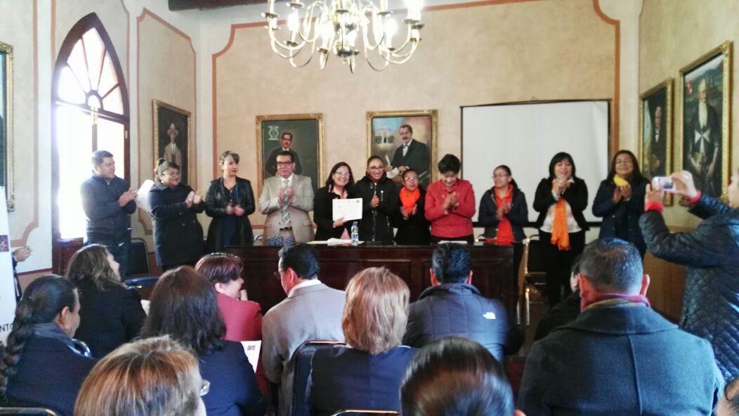 Instala Capital la Comisión de la Unidad de Igualdad de Género