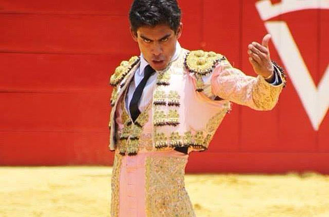 Matador de toros tlaxcalteca estará en la Plaza México
