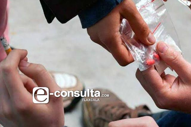 Crece 82 por ciento narcomenudeo en Tlaxcala