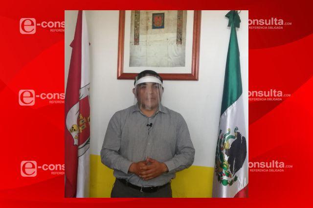 Llama Giovanni Pérez Briones a priorizar el diálogo a grupo de inconformes