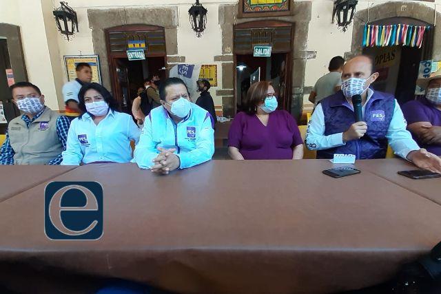 Ante la traición del Becerril, ungen a Marly Juárez como candidata del PES