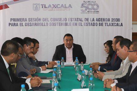 Gobierno del estado busca erradicar la pobreza en Tlaxcala