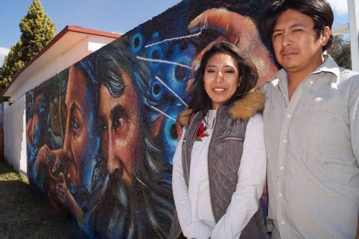 Realiza Icatlax Expo Grafiti 2017 en San Pablo del Monte