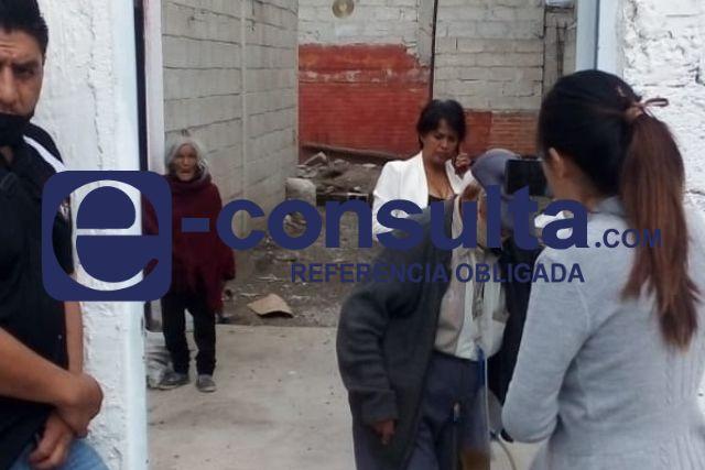 Durante la pandemia un anciano lo despojan de su vivienda en Calpulalpan