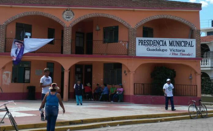 Enfrentan conflictos territoriales dos comunidades de Tepetitla