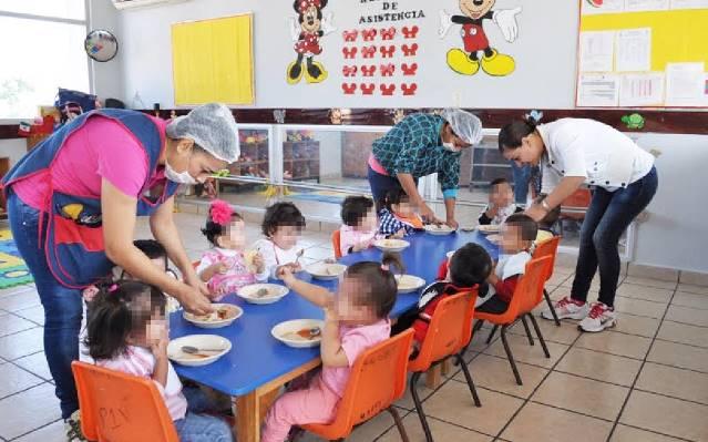 Morena va por Ley para regular guarderías en Tlaxcala