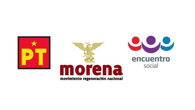 Advierte Morena que la coalición local se registrará con o sin el PT