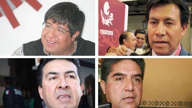 Se registra Héctor Paniagua como candidato del Frente