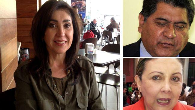 Políticos de alcurnia llegarán al Congreso del Estado