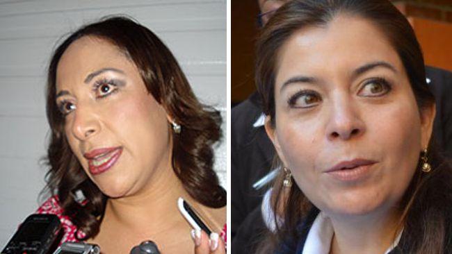 Adriana Dávila le vuelve a ganar a Aurora Aguilar