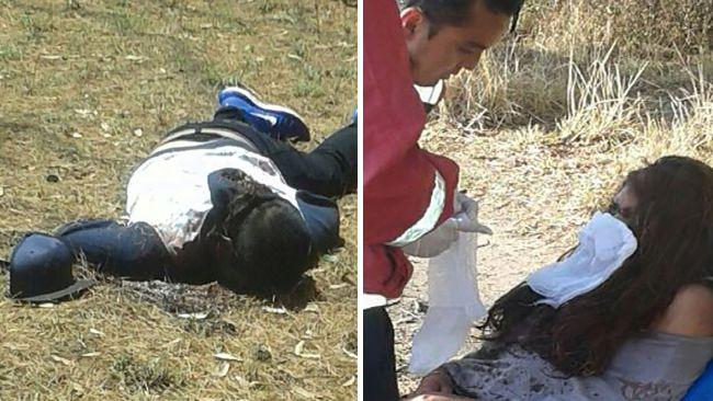 """Un muerto y una mujer lesionada en """"la cuna de los padrotes"""""""