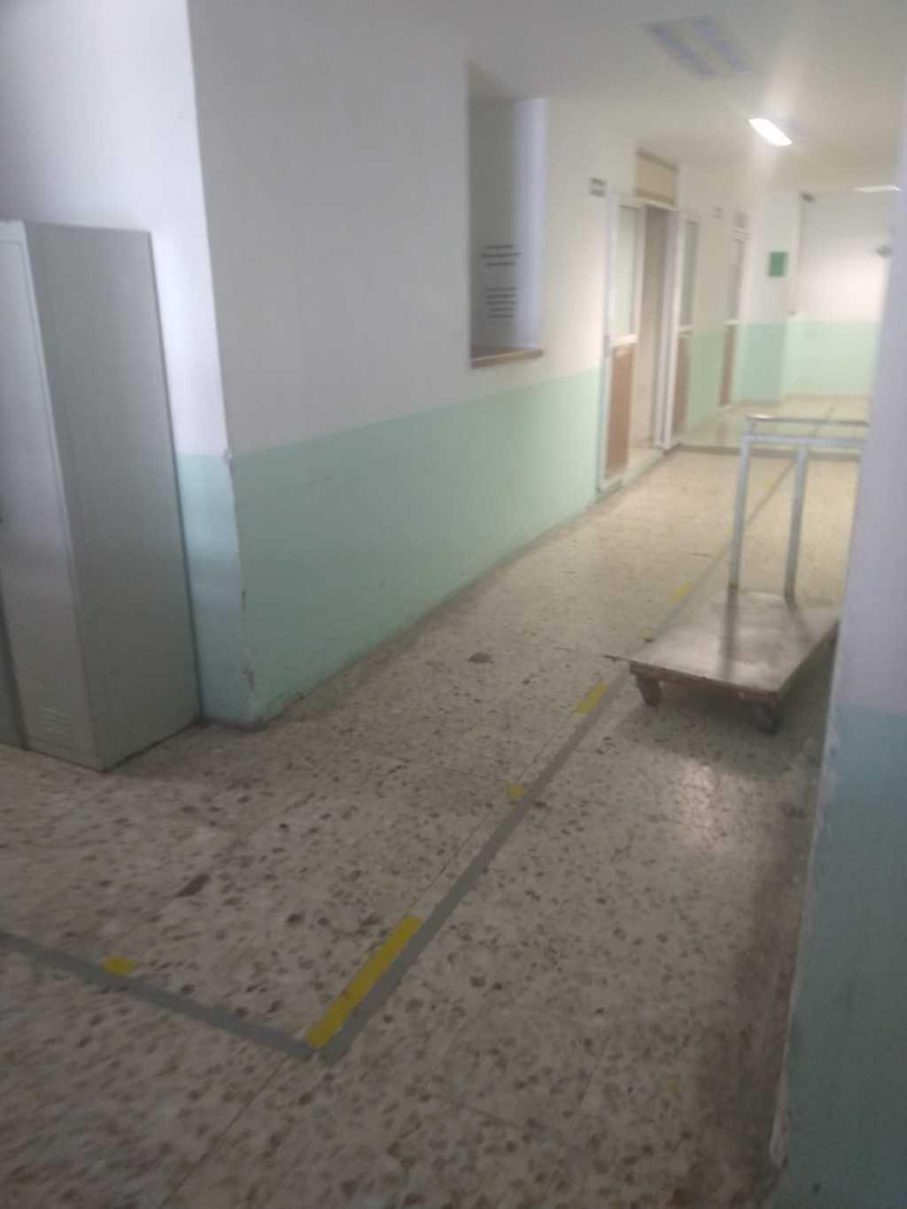 Dejan hospitales vacíos; los obligan a ir a cierre de Anabell Ávalos