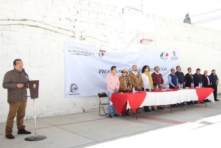 """Alcalde clausura jornadas de """"Jóvenes en Prevención"""" FORTASEG 2017"""