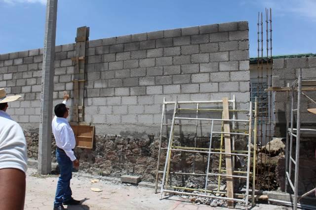 Con 4 obras impulsamos el desarrollo del municipio: Valencia